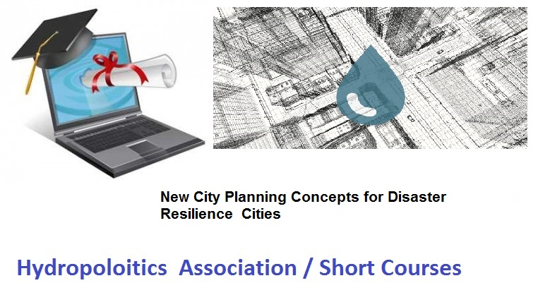 New City Planning Concepts for Disaster Resilience Cities