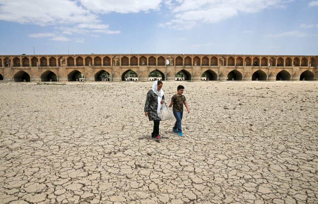 Iran: A Passion for Large_Scale Water Projects is Unlikely to Alleviate Complex Water Problems